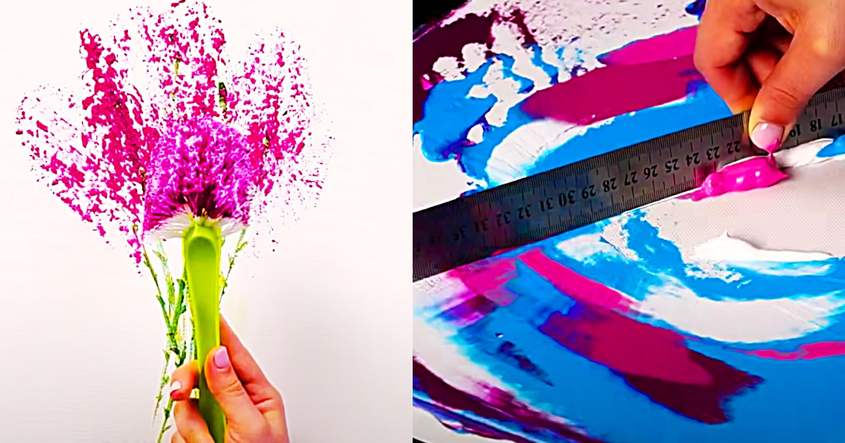25 Canvas Painting Ideas