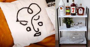 4 IKEA Affordable Home Decor Hacks