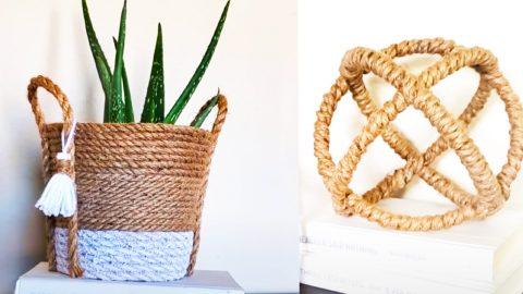 5 Dollar Tree Room Decor Ideas | DIY Joy Projects and Crafts Ideas