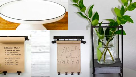 8 Dollar Tree Modern Farmhouse Decor Ideas | DIY Joy Projects and Crafts Ideas