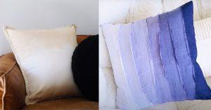 DIY Anthropologie Throw Pillows