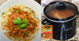 Crockpot Chicken Tikka Masala Recipe
