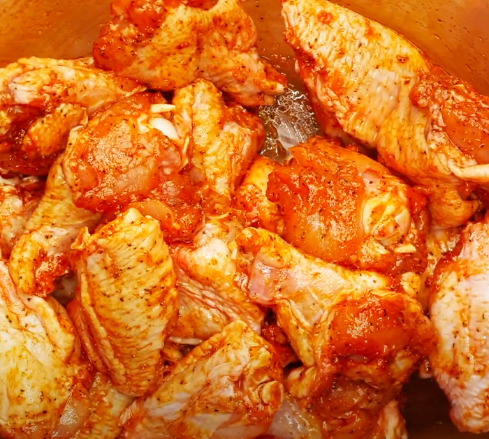 Fireball Whisky Chicken Wings Recipe | Homemade Recipes