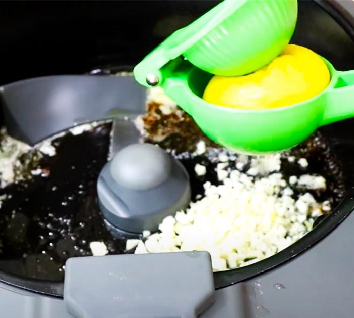 Garlic Lemon Butter Scallops Air Fryer Recipe | Air Fryer Recipes
