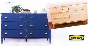 How To Make An IKEA Steampunk Dresser