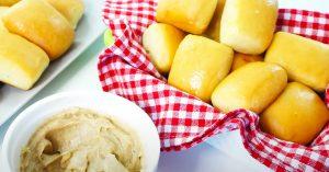 Texas Roadhouse Bread Rolls Copycat Recipe