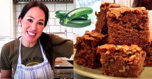 How To Make Zucchini Bread with Joanna Gaines