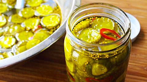 How To Make Bread And Butter Pickles | DIY Joy Projects and Crafts Ideas
