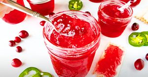 How To Make Cranberry Jalapeno Jelly