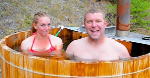 How To Build A Hillbilly Hot Tub