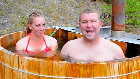 How To Build A Hillbilly Hot Tub | DIY Joy Projects and Crafts Ideas