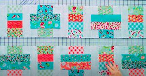 How To Make A Jelly Roll Slice Quilt With Free A Pattern