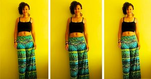 How To Sew Palazzo Pants Without A Pattern