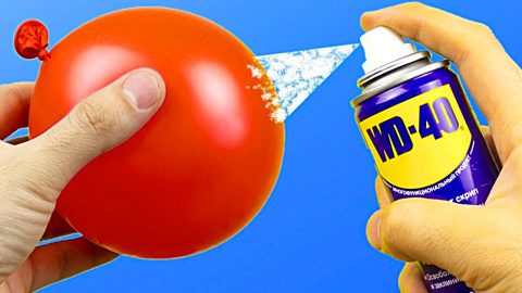 New Ways To Use WD-40 | DIY Joy Projects and Crafts Ideas