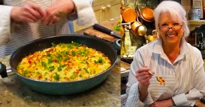 Cheesy Chicken And Rice Casserole With Paula Deen