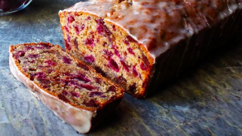 How To Make Cherry Chocolate Loaf | DIY Joy Projects and Crafts Ideas