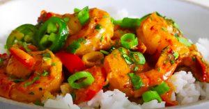 Creamy Chipotle Shrimp Recipe