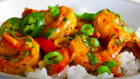 Creamy Chipotle Shrimp Recipe   DIY Joy Projects and Crafts Ideas