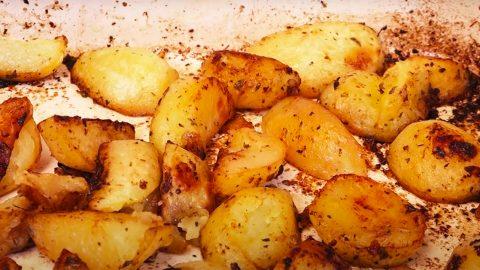 Greek Lemon Potato Recipe | DIY Joy Projects and Crafts Ideas