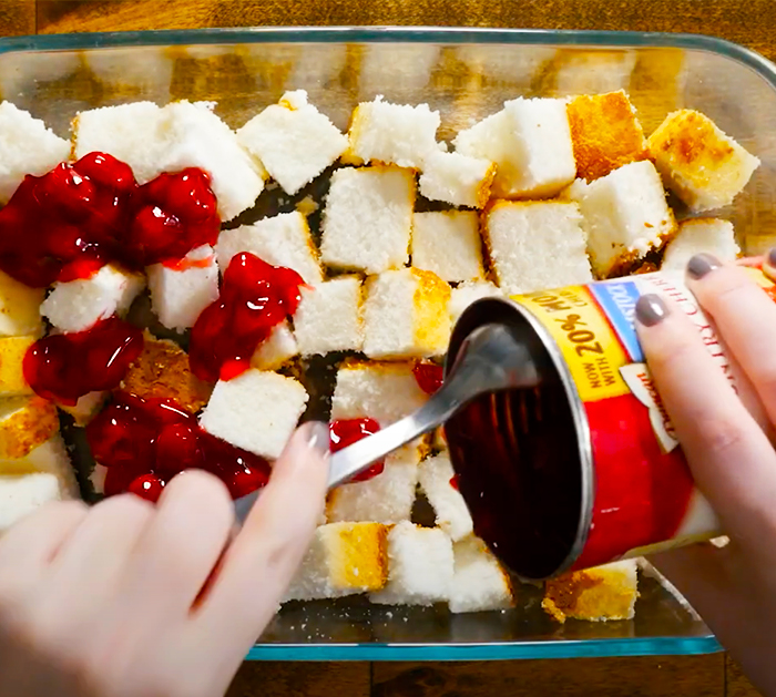 Heaven on Earth Cake Recipe | Homemade Recipes