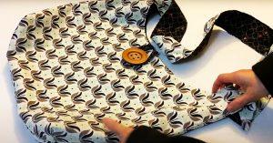 How To Make A Reversible Boho Bag