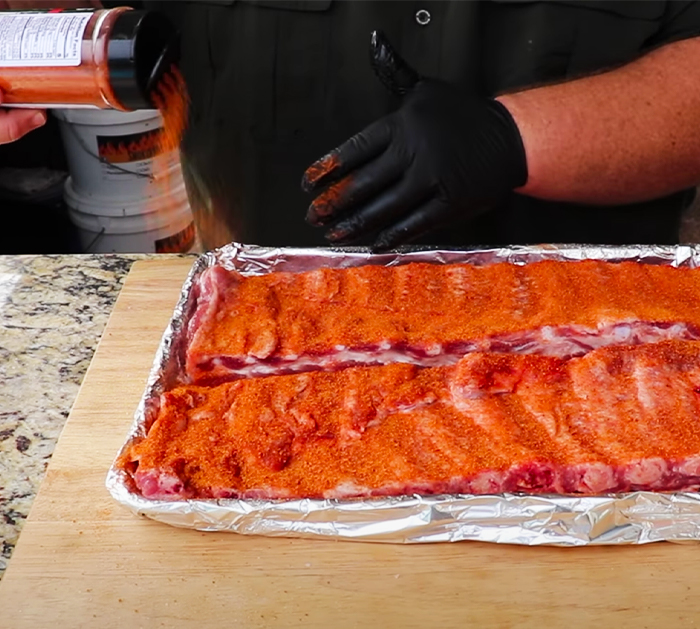 How To Make Apple Pie Ribs | BBQ Recipes
