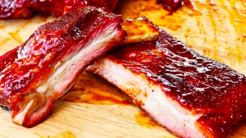 How To Make Apple Pie Ribs | DIY Joy Projects and Crafts Ideas