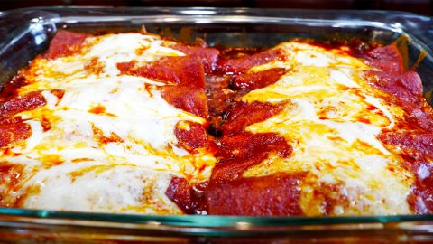 How To Make Breakfast Enchiladas   DIY Joy Projects and Crafts Ideas