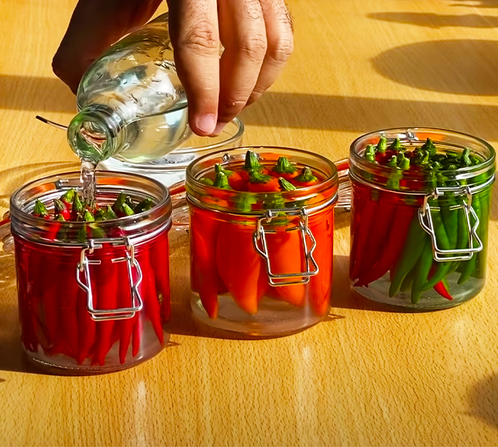 How To Make Pickled Chili Peppers | Recipe Tips