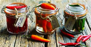 How To Make Pickled Chili Peppers
