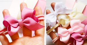 How To Make Simple Ribbon Bows