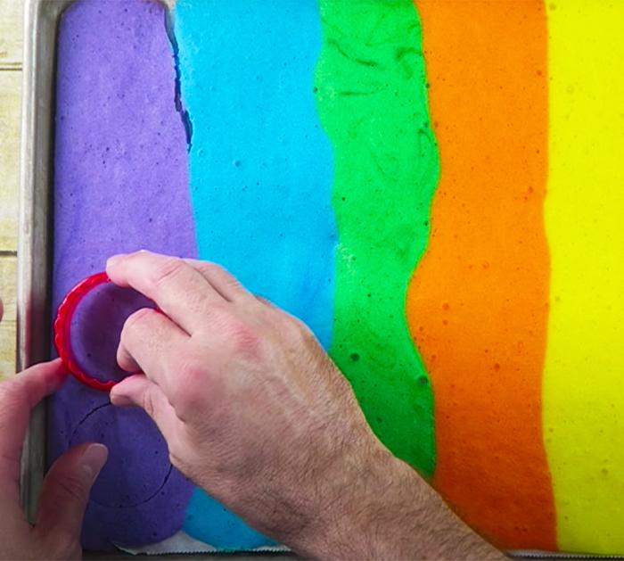 How To Make Tiny Rainbow Cake and Cake Pops | Homemade Recipes