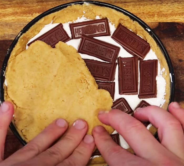 Instant Pot S'mores Cake Recipe   Instant Pot Recipes