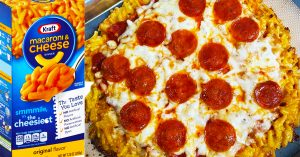 How To Make Mac And Cheese Pizza