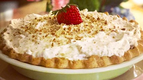 Millionaire Pie Recipe | DIY Joy Projects and Crafts Ideas