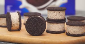 Oreo Ice Cream Sandwich Recipe