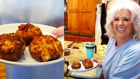 Paula Deen's Lump Crab Cakes Recipe | DIY Joy Projects and Crafts Ideas