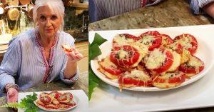 Paula Deen's Tomato Tarts Appetizer Recipe