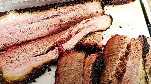 Smoked Brisket For Beginners   DIY Joy Projects and Crafts Ideas
