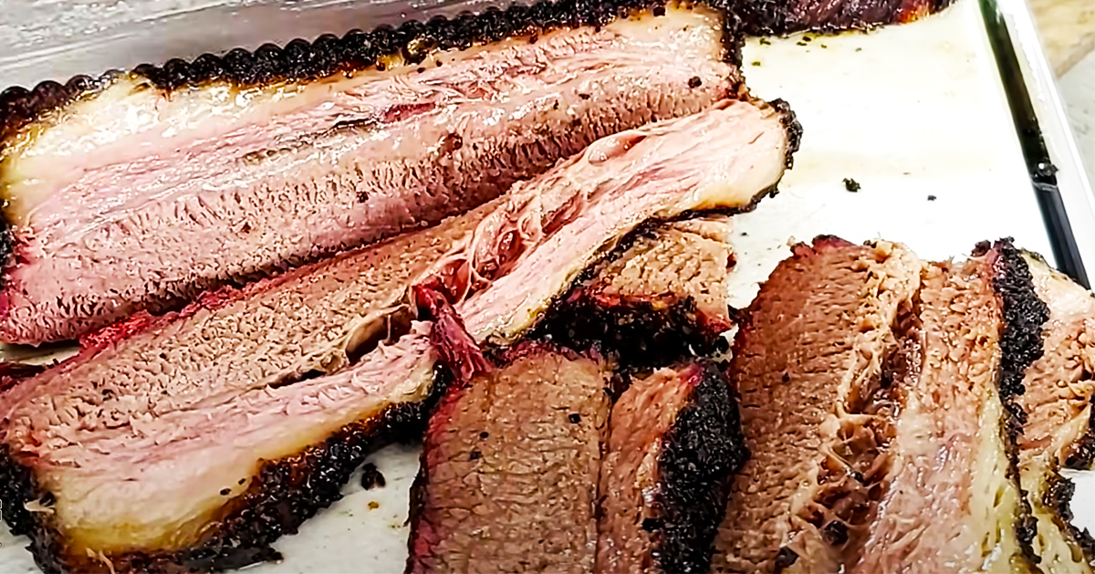 Smoked Brisket For Beginners | How To Smoke A Brisket