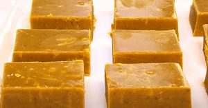 Caramel Fudge Recipe