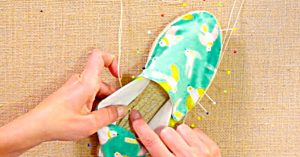 How To Make French Espadrilles