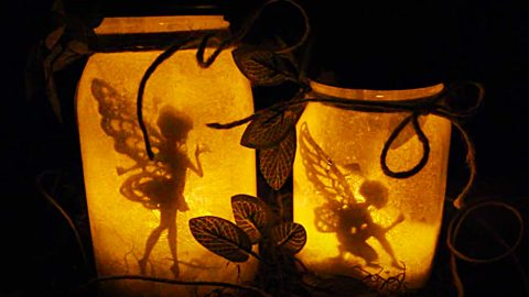 How To Make A Fairy Lantern