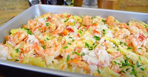 Lobster, Shrimp Mac And Cheese Recipe