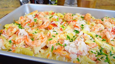 Lobster, Shrimp Mac And Cheese Recipe | DIY Joy Projects and Crafts Ideas