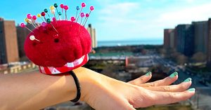 How To Make A Pincushion Bracelet