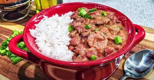 Louisiana Style Red Beans and Rice Recipe