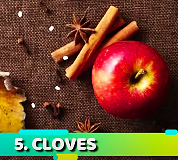 Use Cloves To Repel Mice