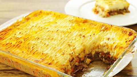 Shepherd's Pie Recipe | DIY Joy Projects and Crafts Ideas
