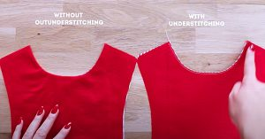 What Is Under Stitching And Why It's Important